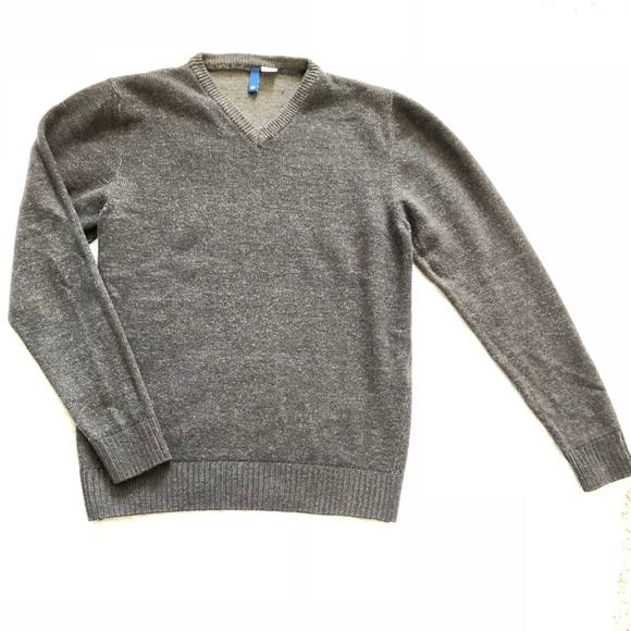 H&M Other - H&M Gray Wool Sweater